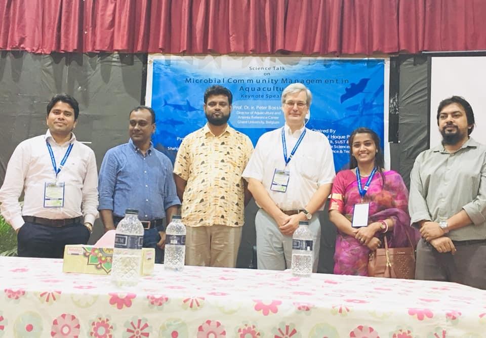 Day 7: Presenting a seminar at SUST, Sylhet, Bangladesh